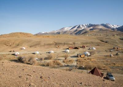 may trip yurt camping