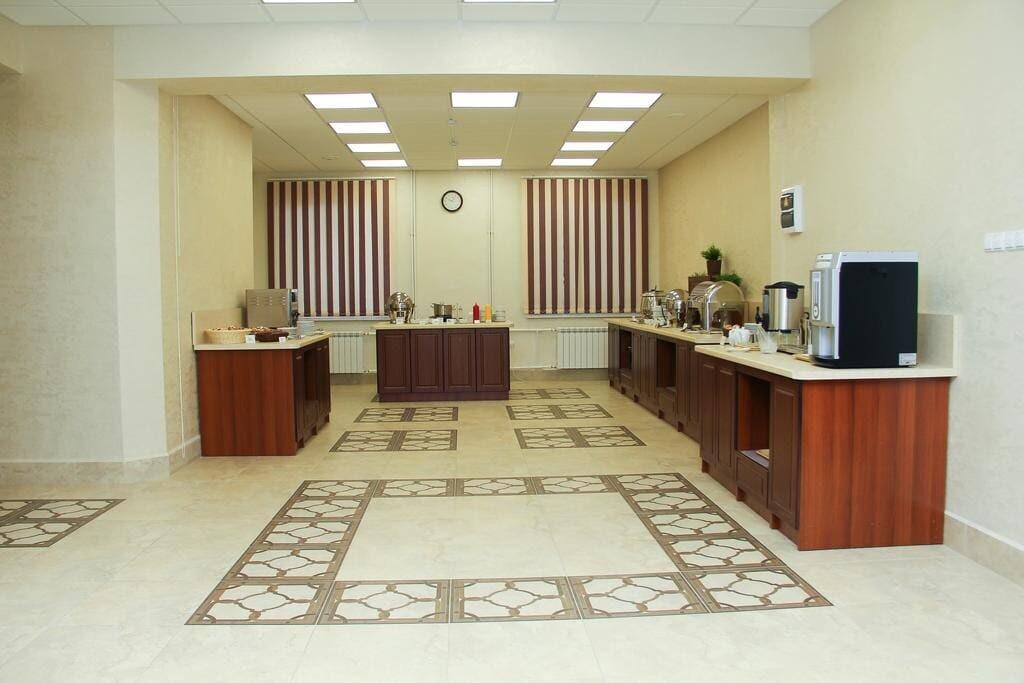 Igman dining hall