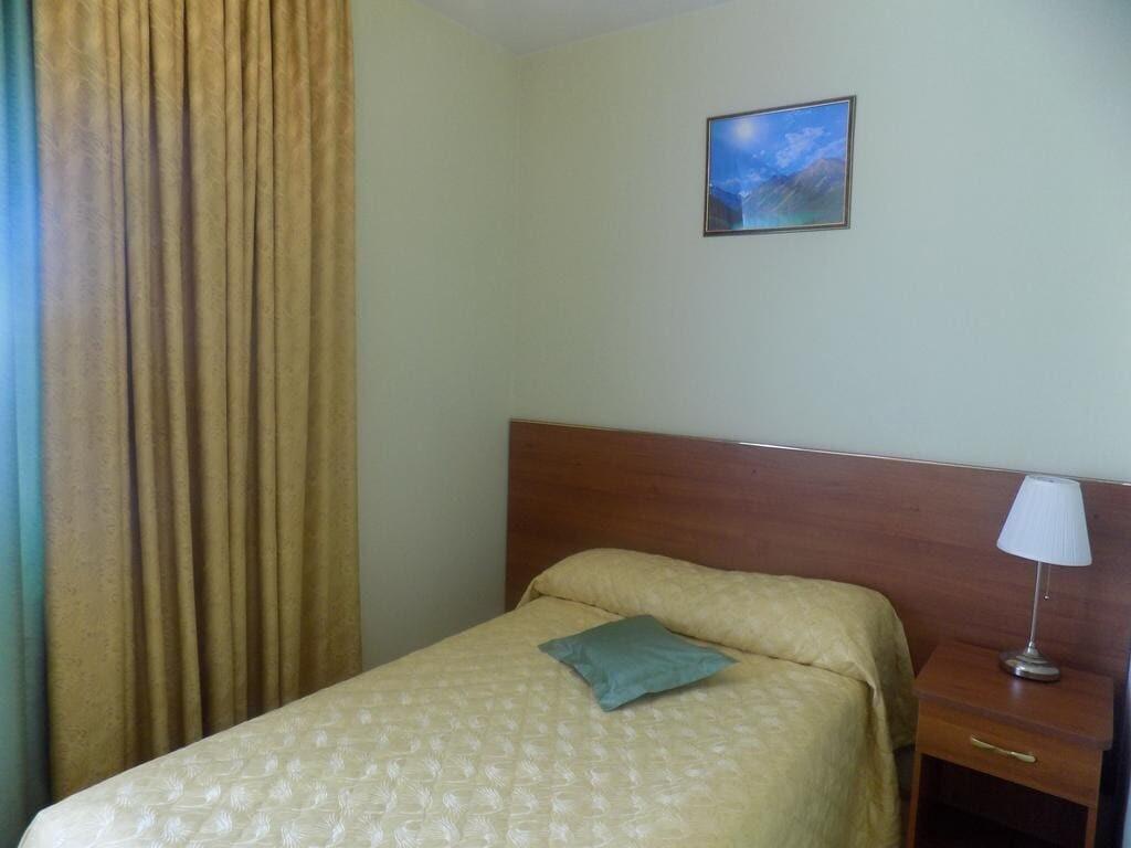 Standard room in the hotel Igman in Gorno-Altaysk