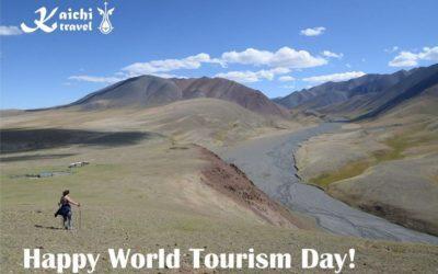Fijne Wereld Toerisme Dag!
