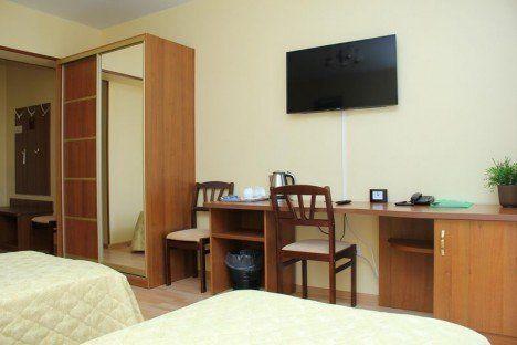 Hotel Igman in Gorno-Altaysk