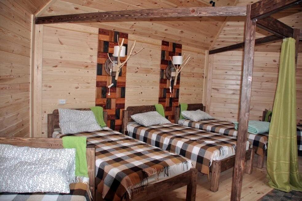 Sailugem visit center in Altai