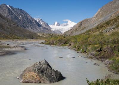 Sophia gletsjer