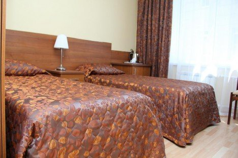 Double room in the hotel Igman