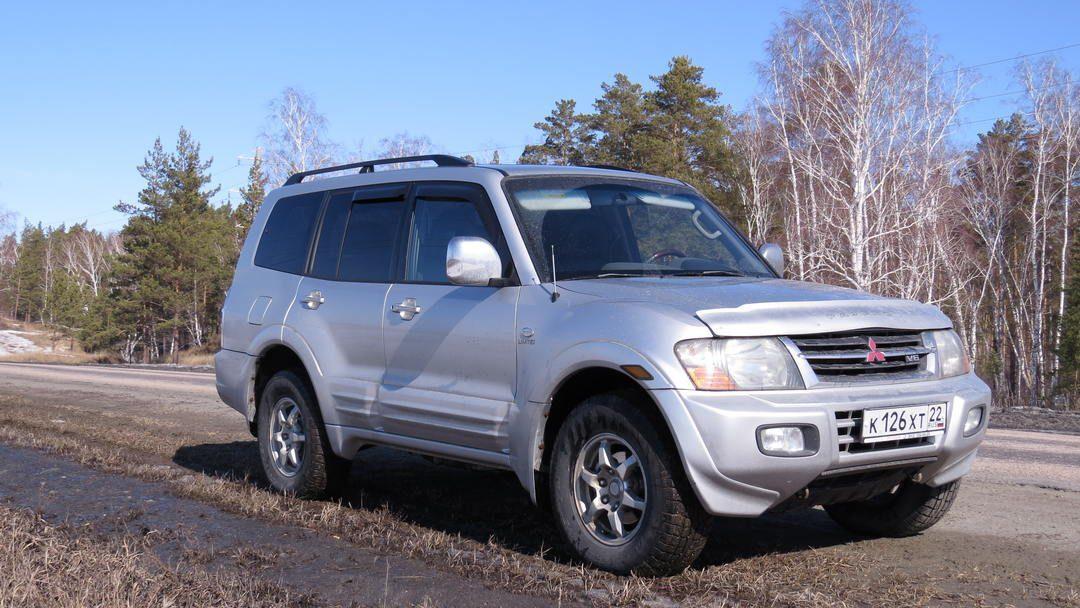 Enige weken geleden hebben we de eerste wagen gekocht, een Mitsubishi Montero