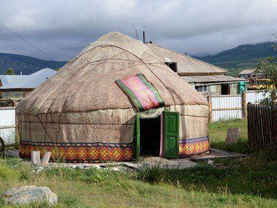 Het dorp Jazator