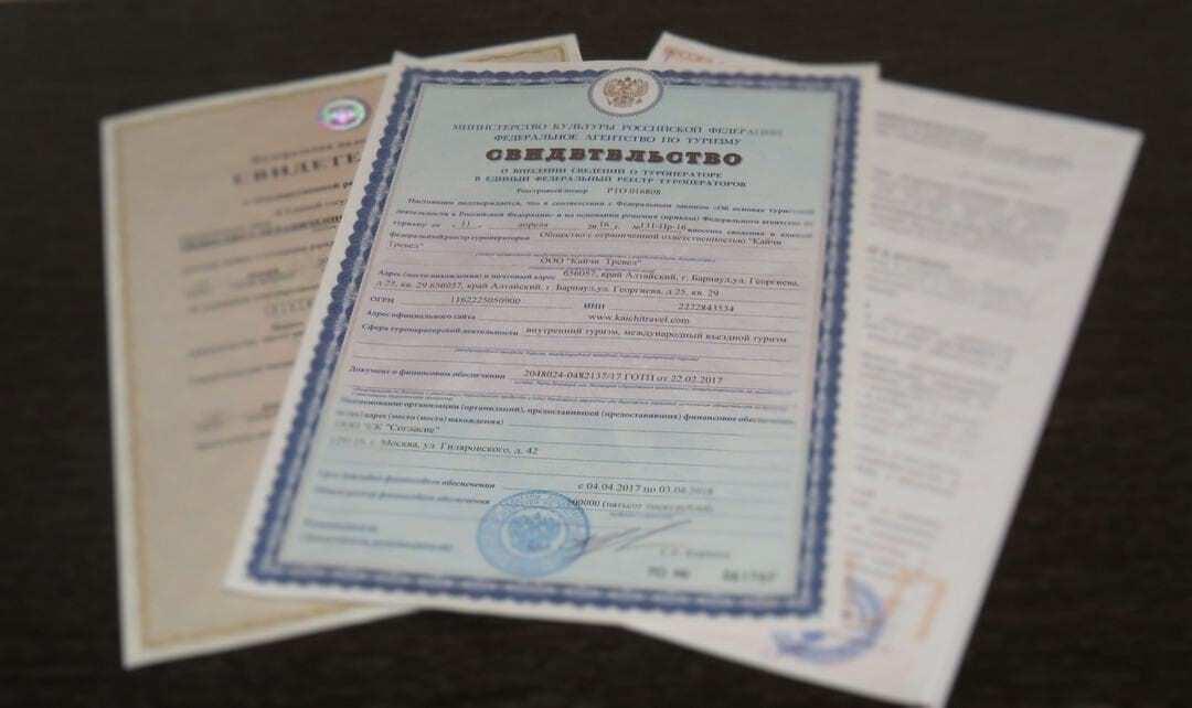 Hoe kun je een officiële en betrouwbare Russische reisorganisatie herkennen?