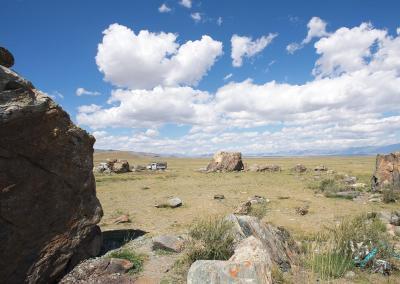 Tarkhata megalithisch complex