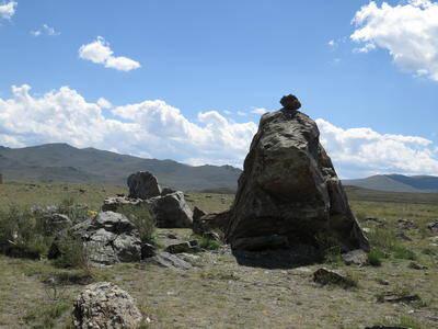 Het Tarkhata megalitische complex