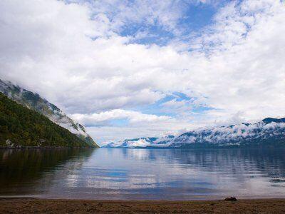 Teletskoye meer
