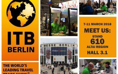 We kijken ernaar uit je te ontmoeten op ITB Berlijn in 2018!