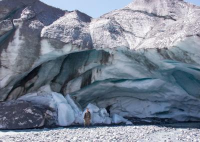 Sophia glacier
