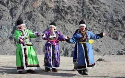 Chaga Bayram – Altai Nieuw jaar – wordt vandaag gevierd in de Altai Republiek