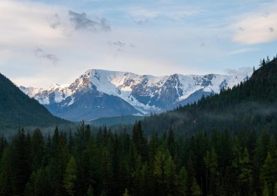 North-Chuya ridge