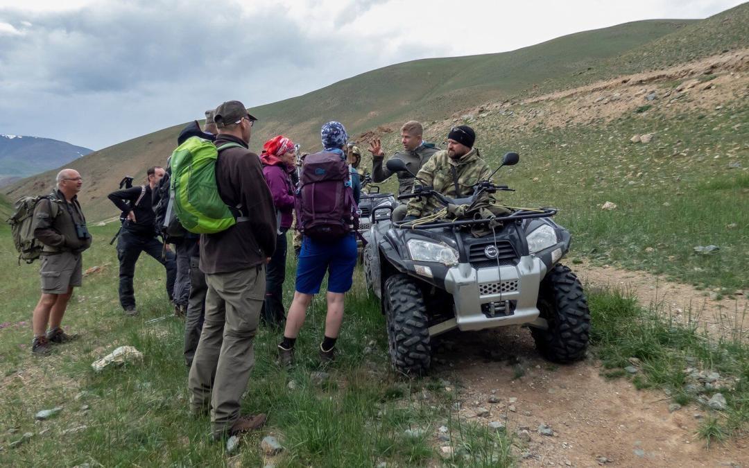 Een nieuwe documentaire over Altai van WWF, met onze gasten in beeld